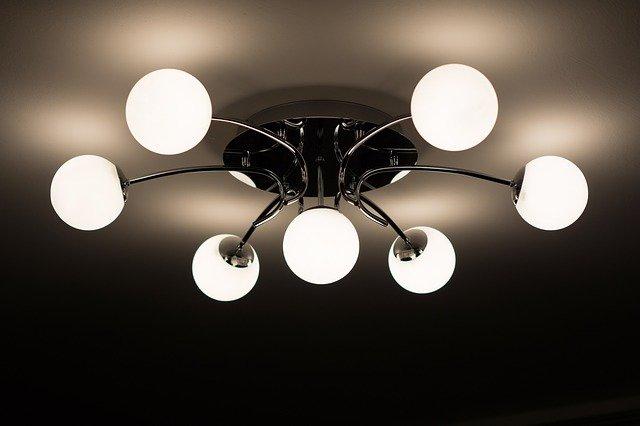 czyszczenie lamp